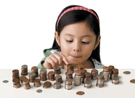 Money management for kids, Start Teaching Early