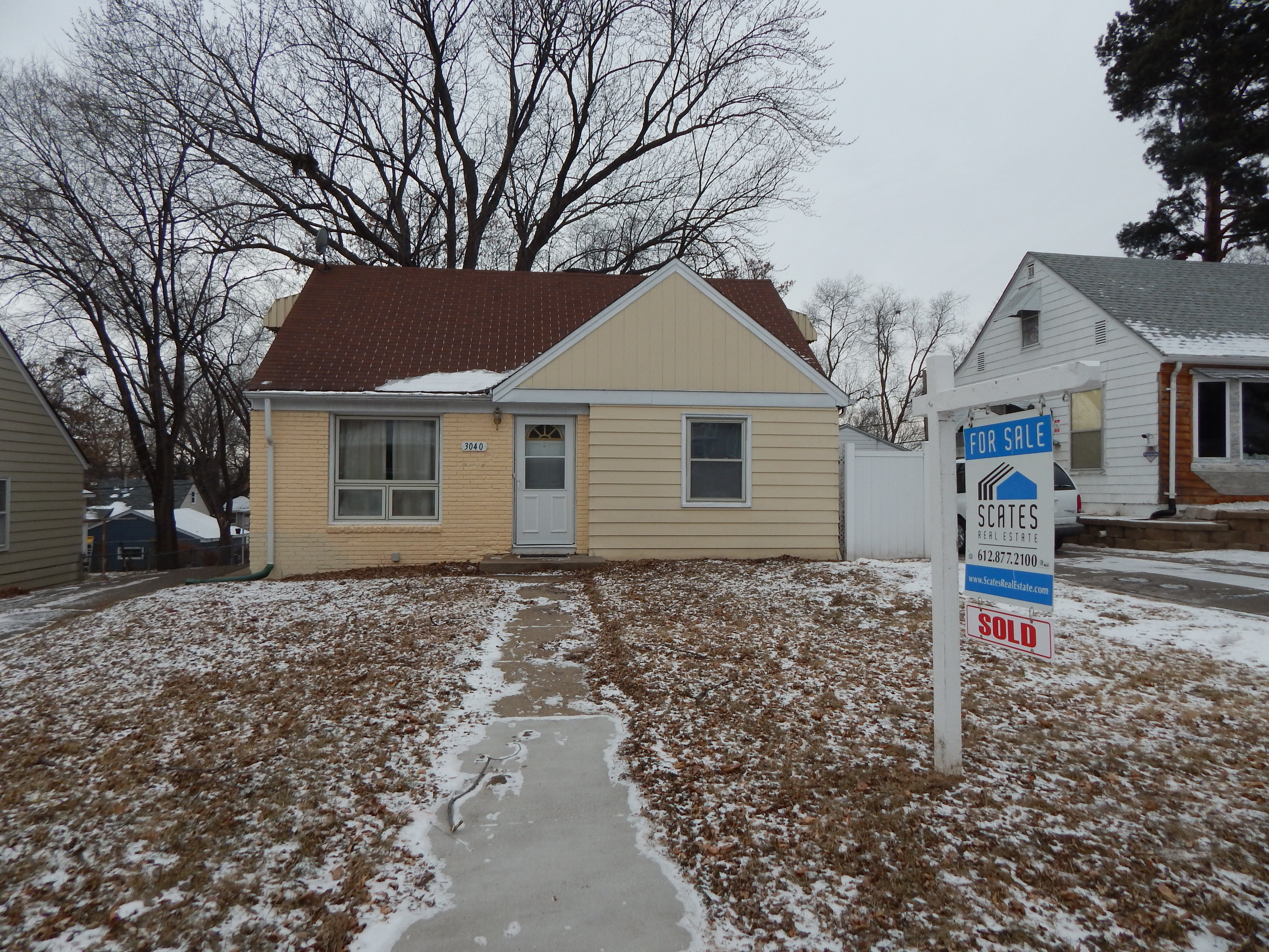 Congratulations Shereen on selling your home in St. Louis Park!