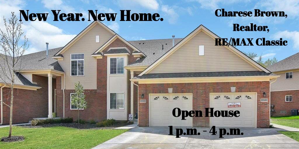 Open House: 29562 Woodpark Circle, Warren, MI 48092