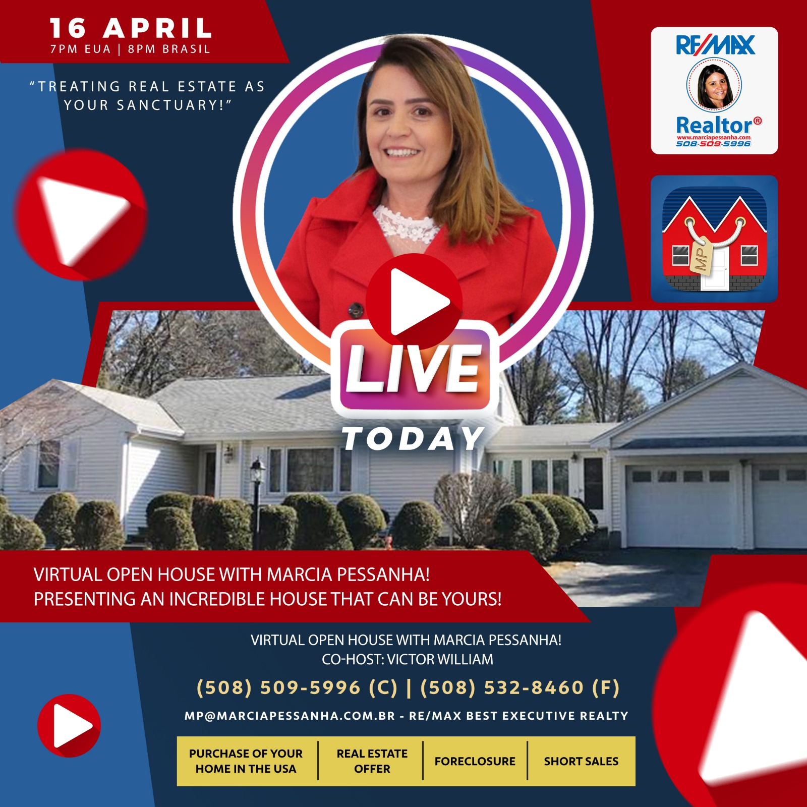 #Livestream of House for Sale in Ashland, MA
