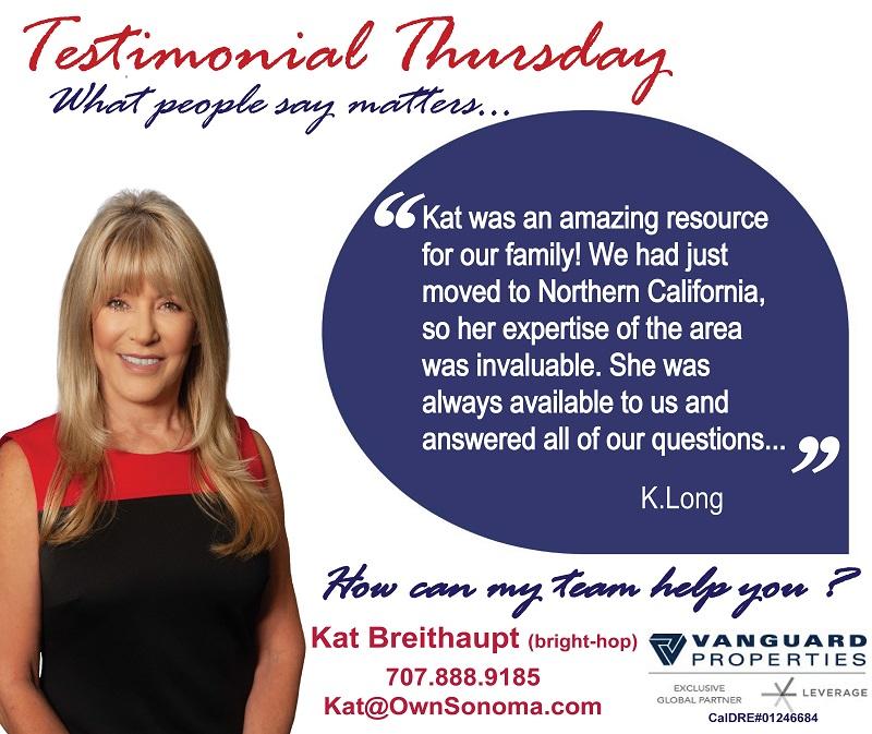 Testimonial Thursday