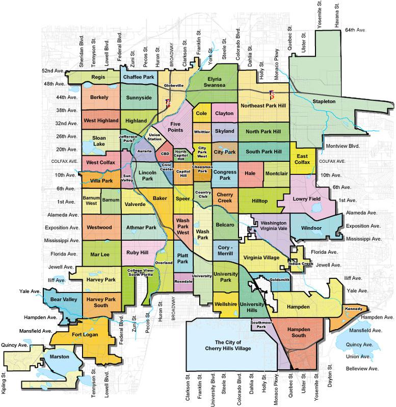 """Neighborhood Specific Market Information """"Hilltop"""""""