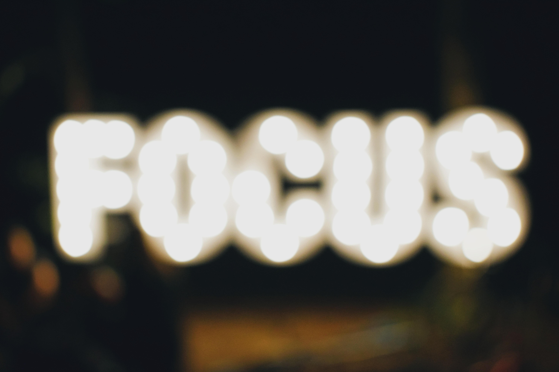 FOCUS 2020 Entrepreneur Workshop