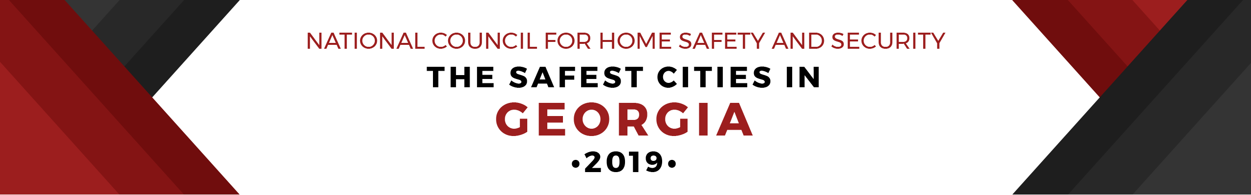 The Safest Cities in Georgia 2019