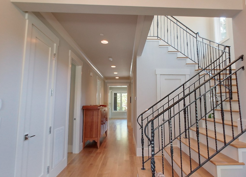 2 Great Uses of Space under the Stairs