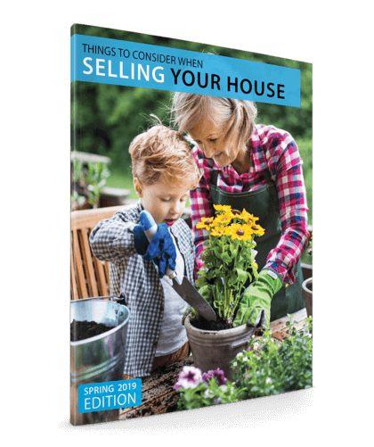 Spring 2019 Buyer & Seller Guides-Compliments of Richard Bocchieri, Netter Real Estate