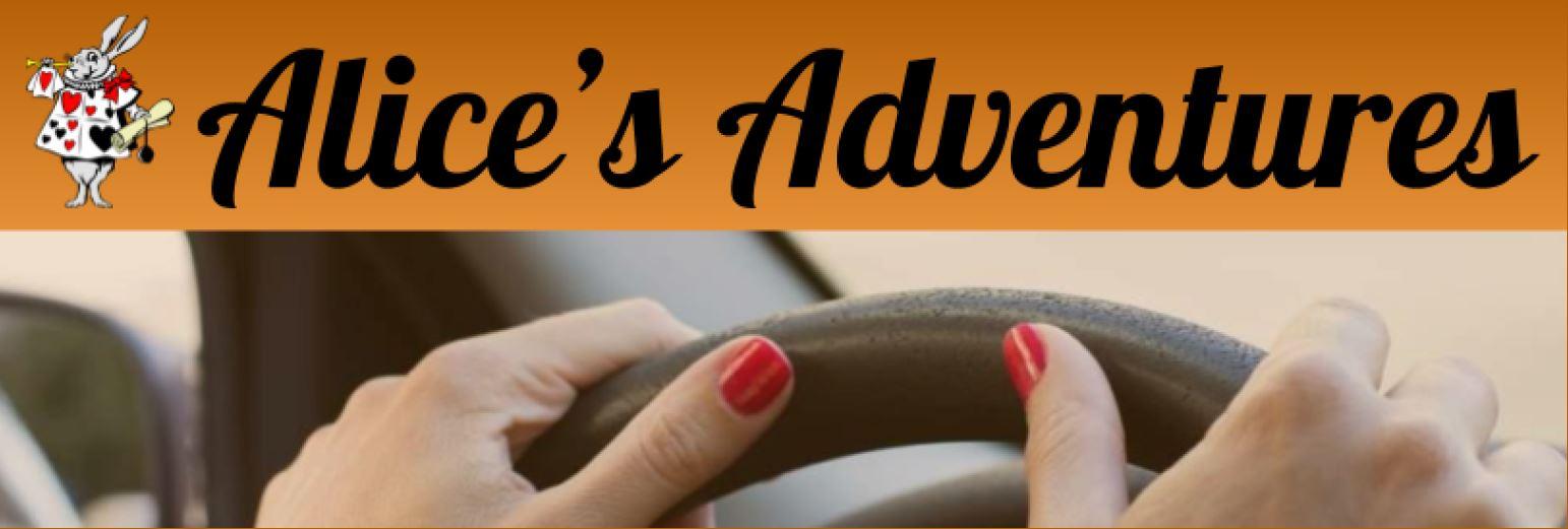 Announcing Alice's Adventures!
