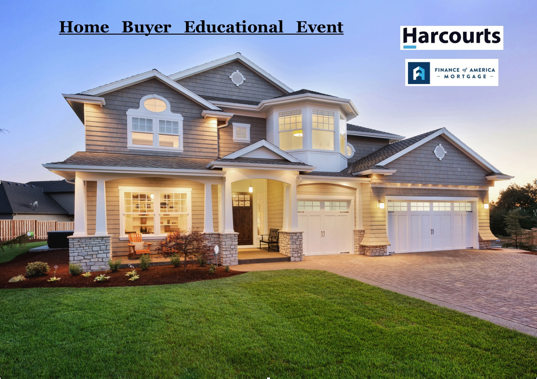 Home Buyer Educational Event