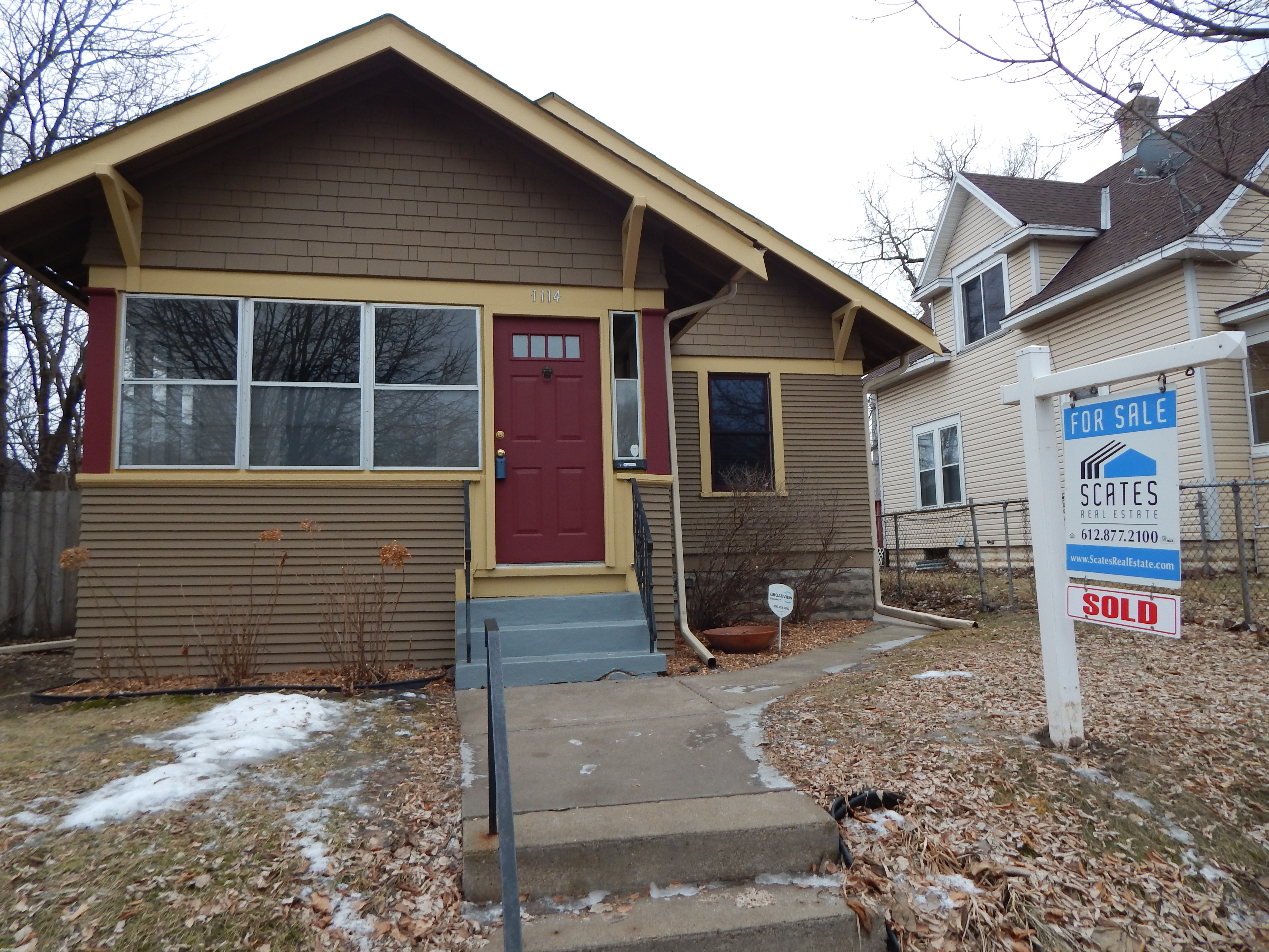 Congratulations Mark & Suzy on selling your home in St. Paul!