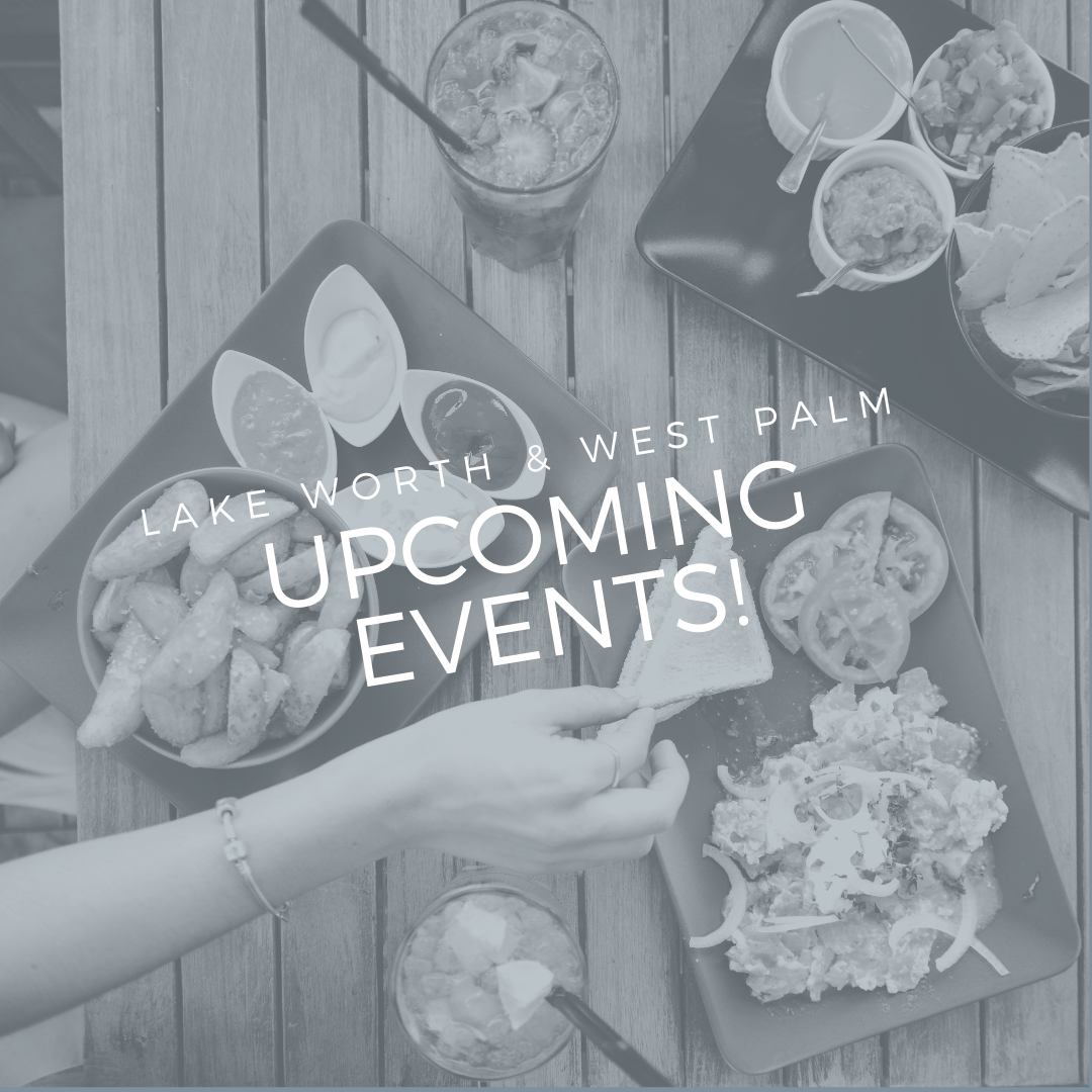 Fun things to do this weekend in Lake Worth & West Palm May 17 - 19