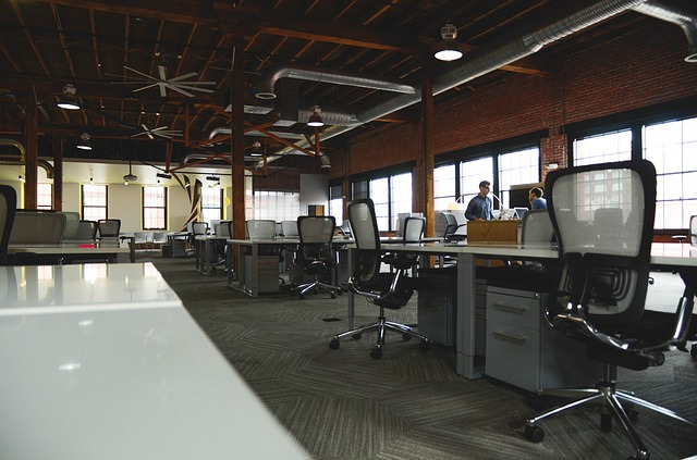 Doubts Rise Over Open Office Concept
