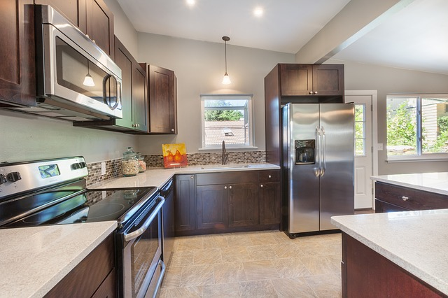 Homeowners Emphasize the Look of Kitchen, Laundry Appliances