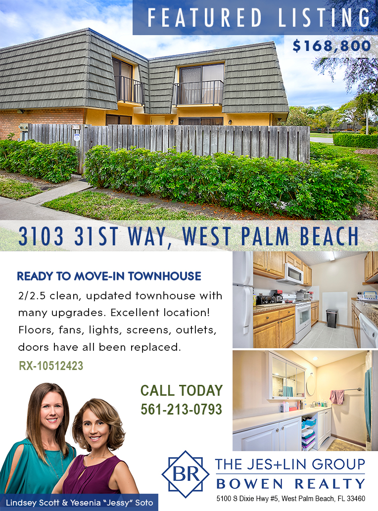 Featured Listing 2 Bed 2 Bath Town House