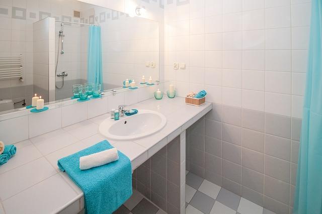 Home Bathroom Color