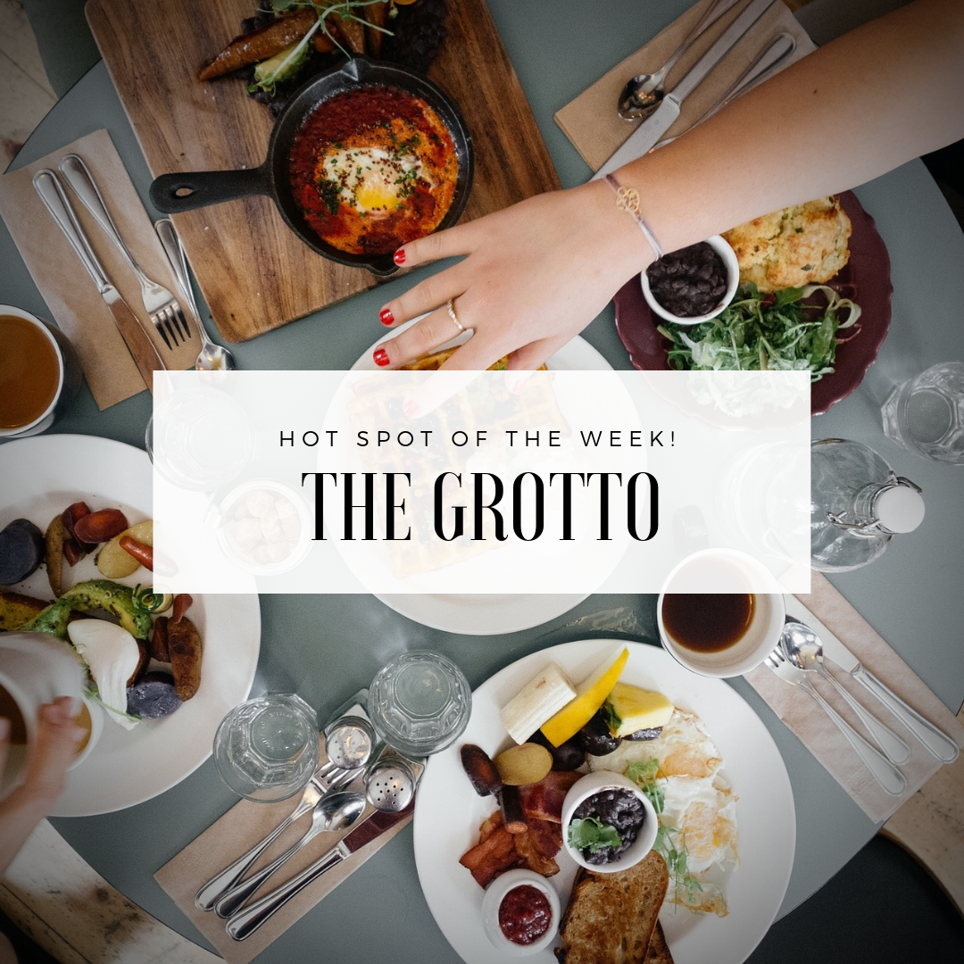 Hot Spot of the Week: The Grotto