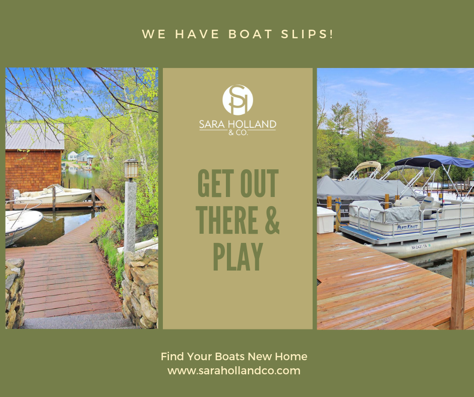 Forgot To Get Your Boat A Home?