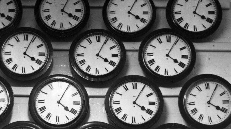 Daylight Saving Time ends at 2:00am Sunday, November 3, 2018