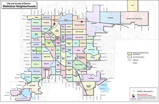 "Neighborhood Specific Market Information ""Virginia Village"""