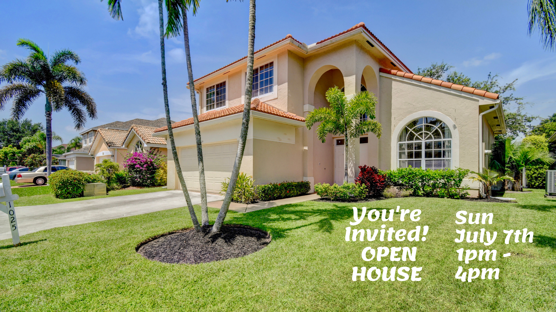 You're Invited to our Open House in Boynton Beach