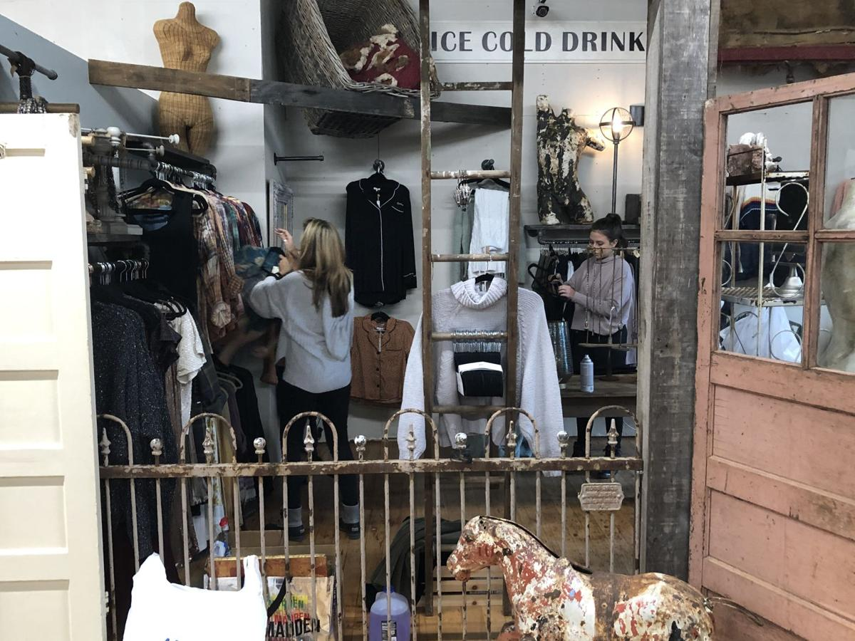 Eclectic shopping coming to Canton at The Mill on Etowah