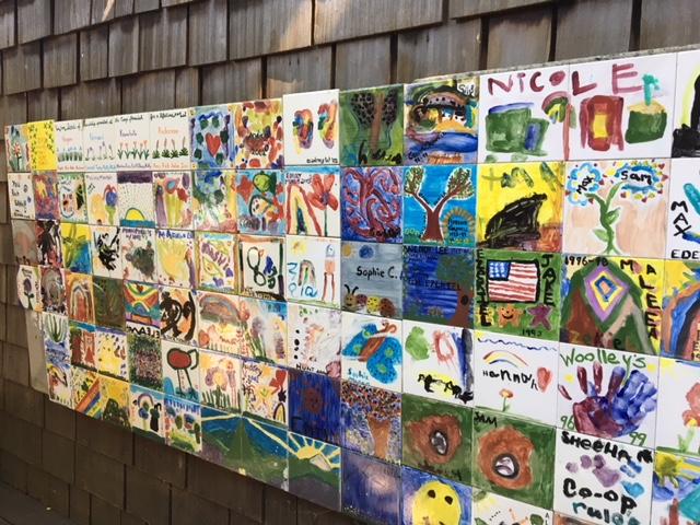 SA Coop Wall Tiles