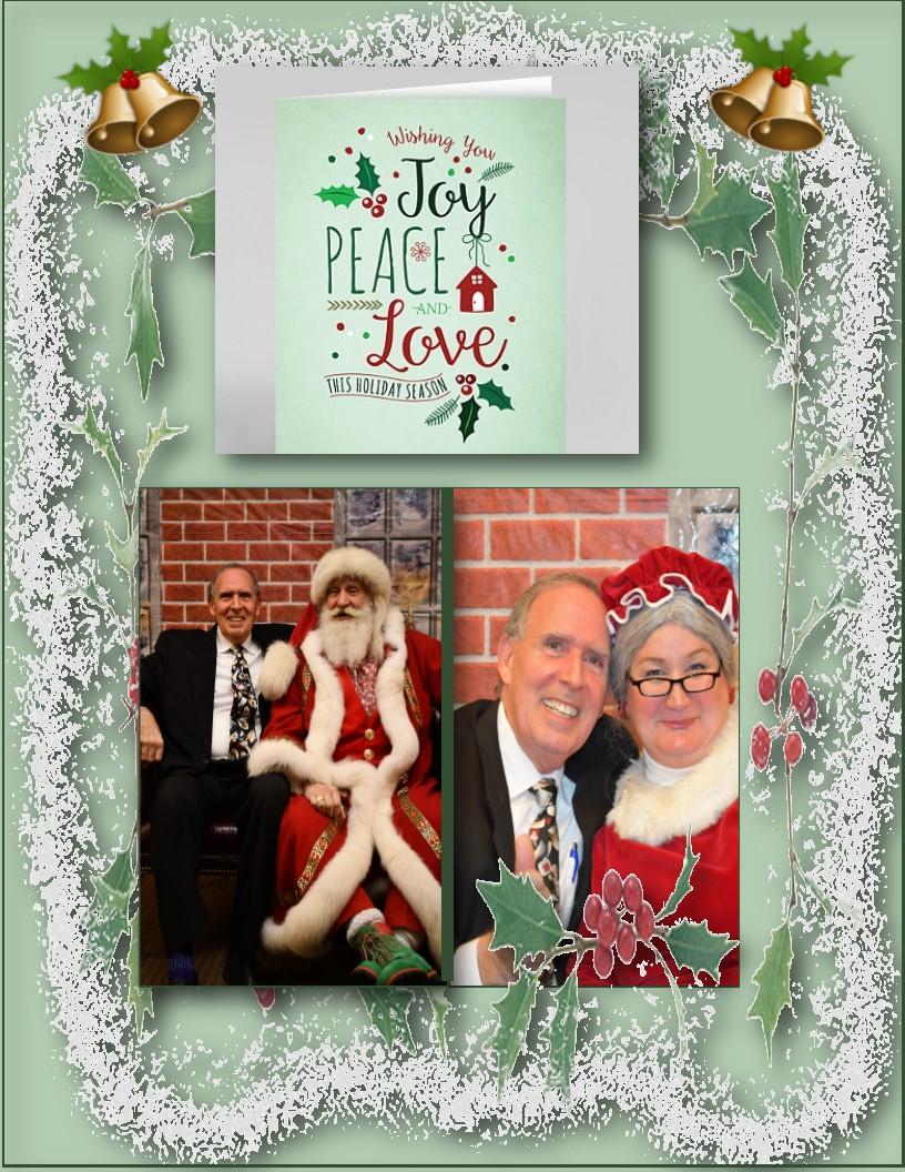 Happy Holidays-Richard Bocchieri, Netter Real Estate