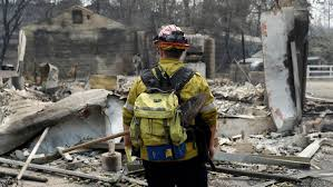 Help Those Affected by the CA Wildfires