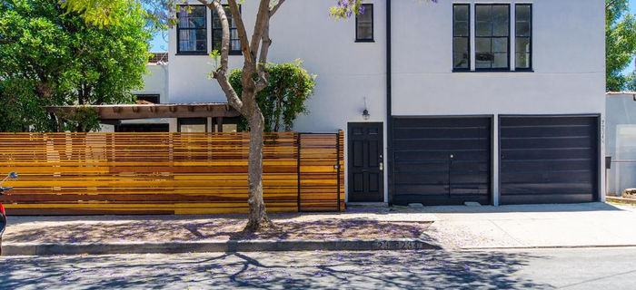 Video Tour Now Available For 7234 Hampton Avenue, West Hollywood, CA 90046