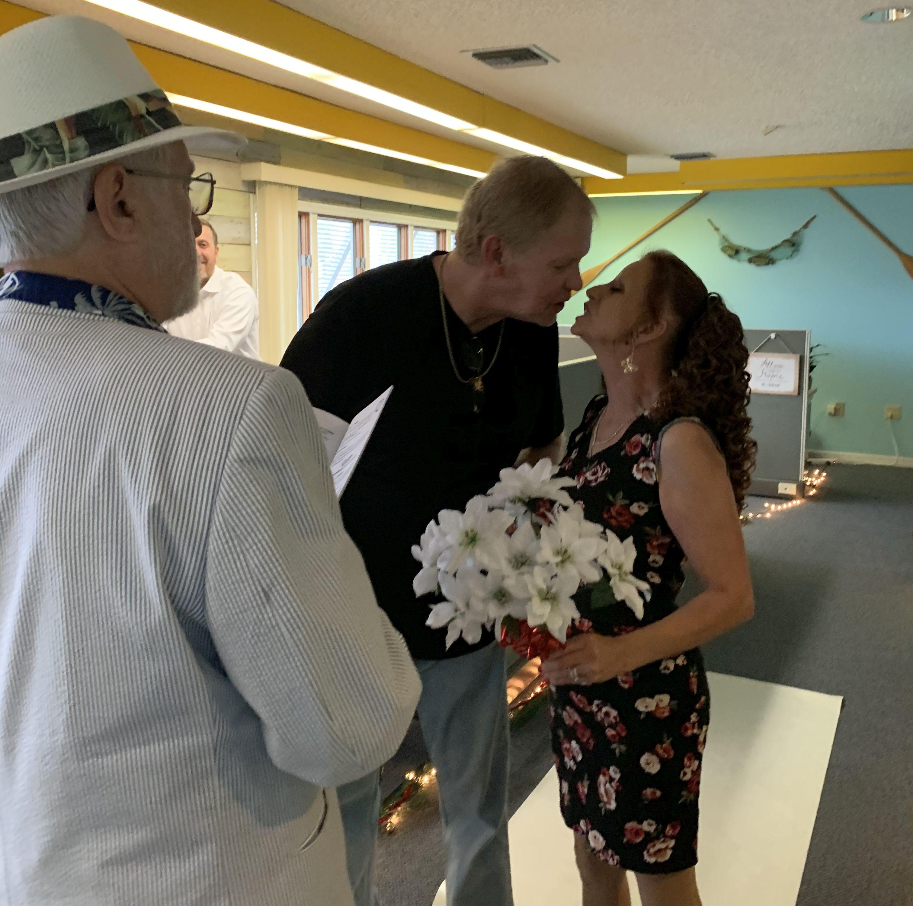 Wedding Day at Mr Palm Bay Realty