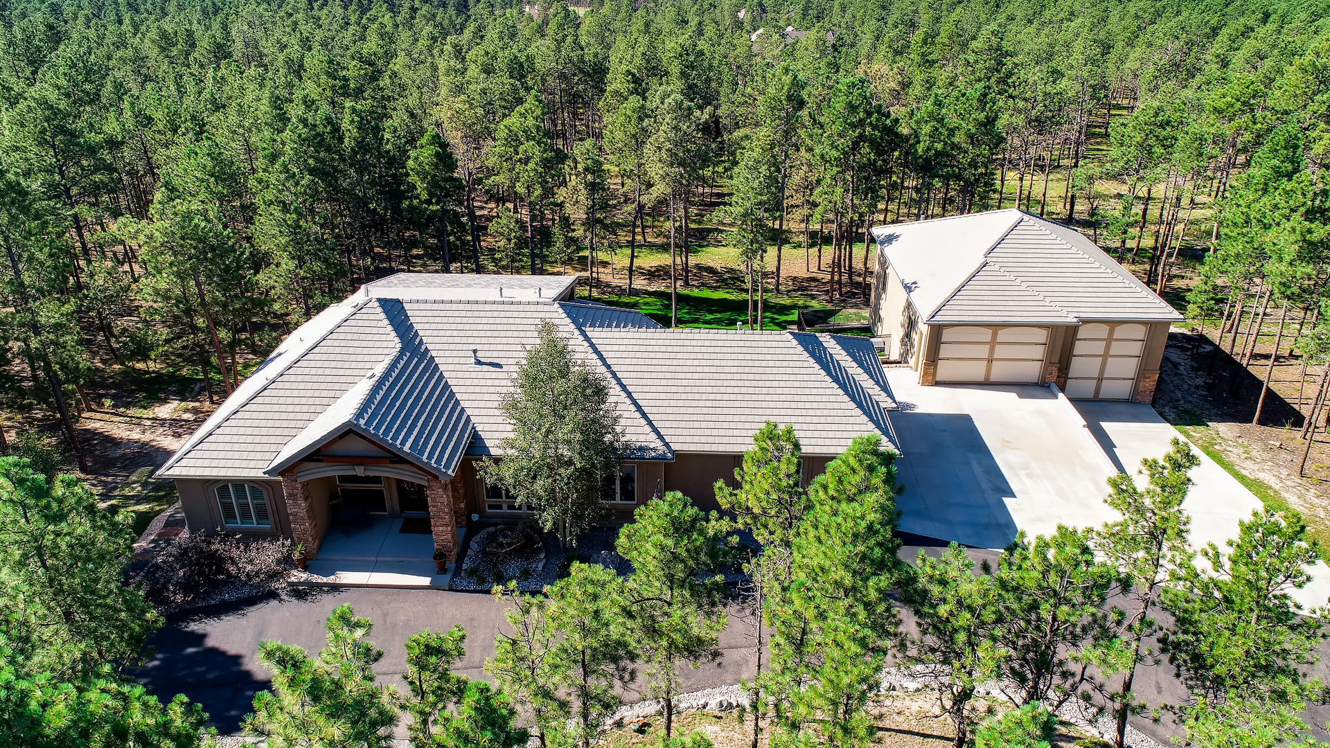 COMING SOON ~ Custom Home in Beautiful High Forest Ranch