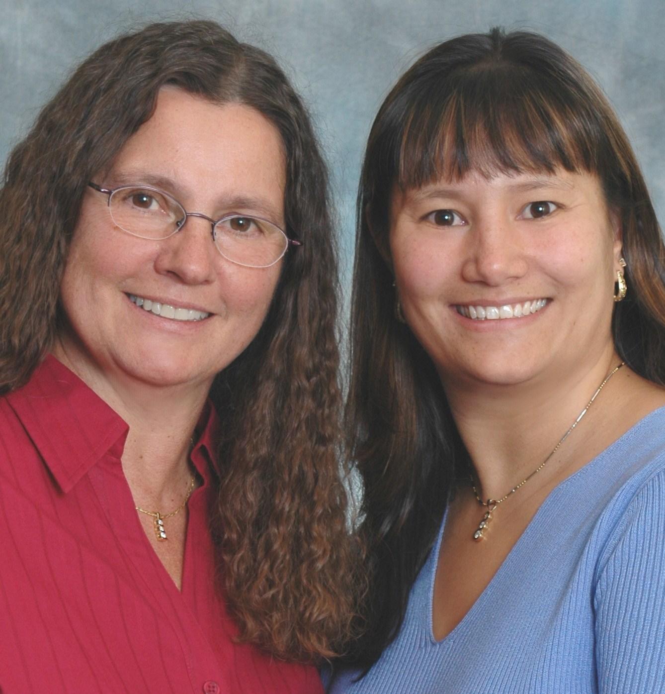 Mary Kay & Kathy Yamamoto