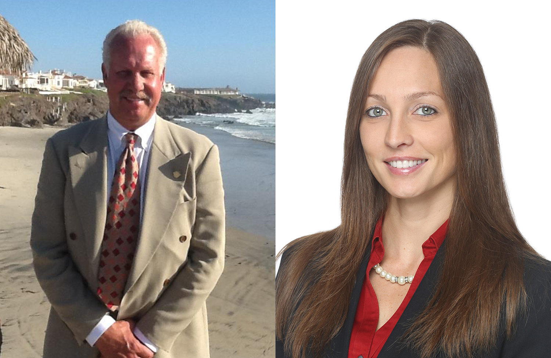 Roy Warfield & Amanda Hermesman