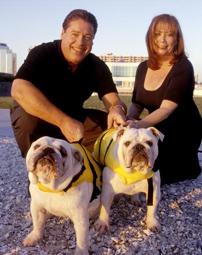 John Garner & Diane Shane