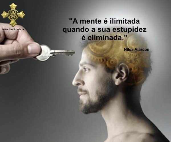 """""""Se as mentes forem equilibradas, o povo será equilibrado. Não existem variados ..."""