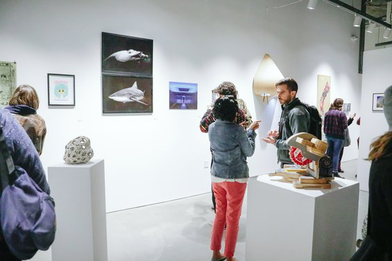 Exhibition Requests and Faculty Exhibition Grants