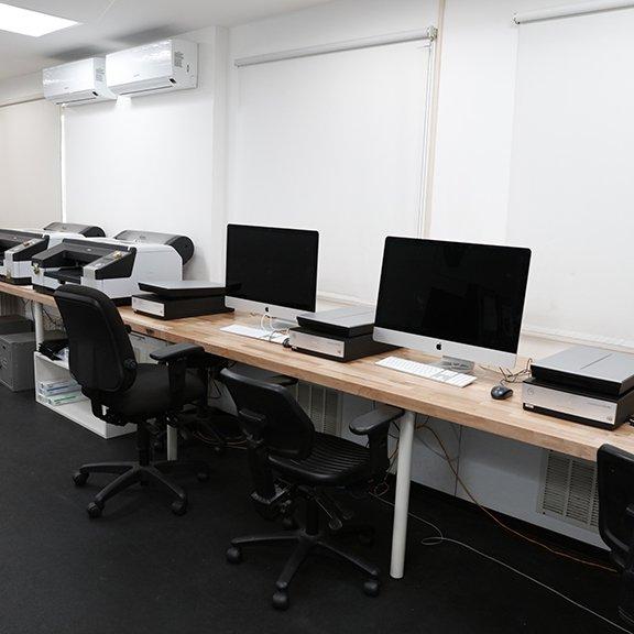 Digital Darkroom Workstations