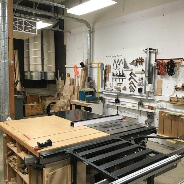 First Year Studios Wood Shop