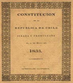 Constitución Política de 1833