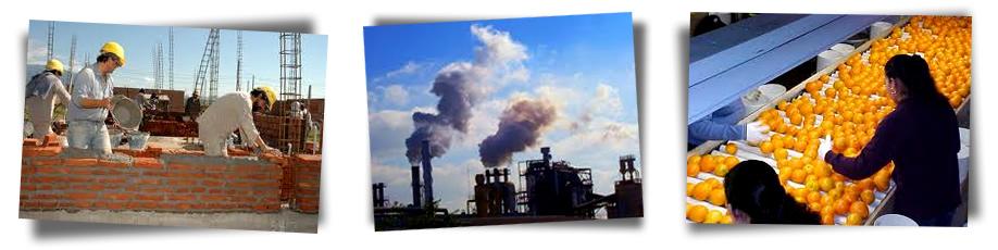 Industriales o secundarias