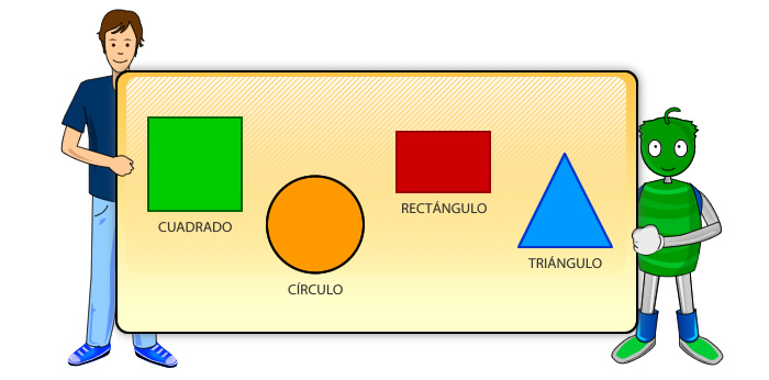Figuras geométricas en nuestro entorno