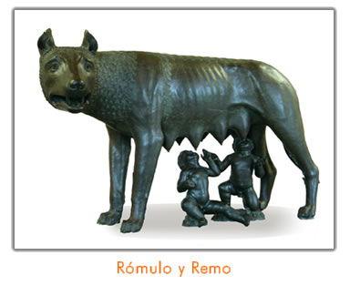 Rómulo y Remo