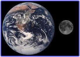 Influencia de la luna sobre la tierra