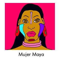 mayas_mujer