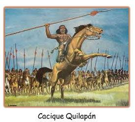 cacique quilapán