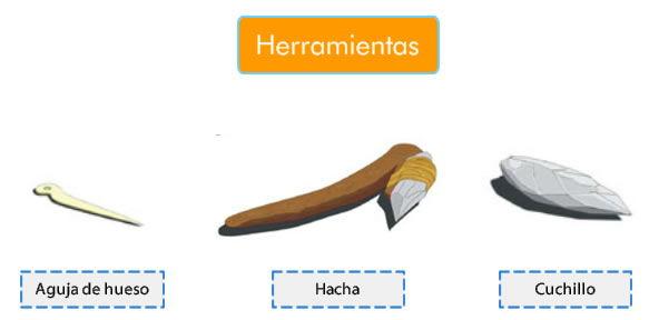 nómadas herramientas