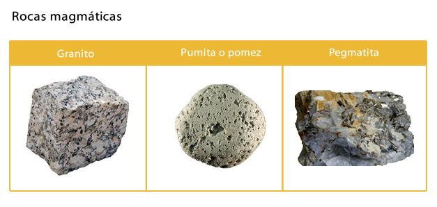 Las Rocas De La Tierra
