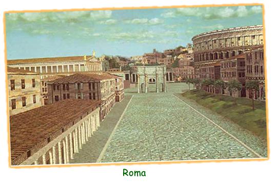 clima en roma