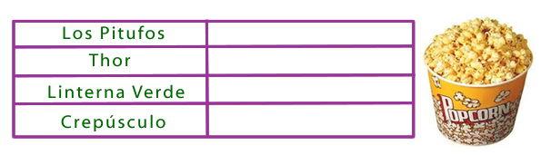 tabla de frecuencia