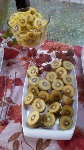 Kiwifruit 4 - on display