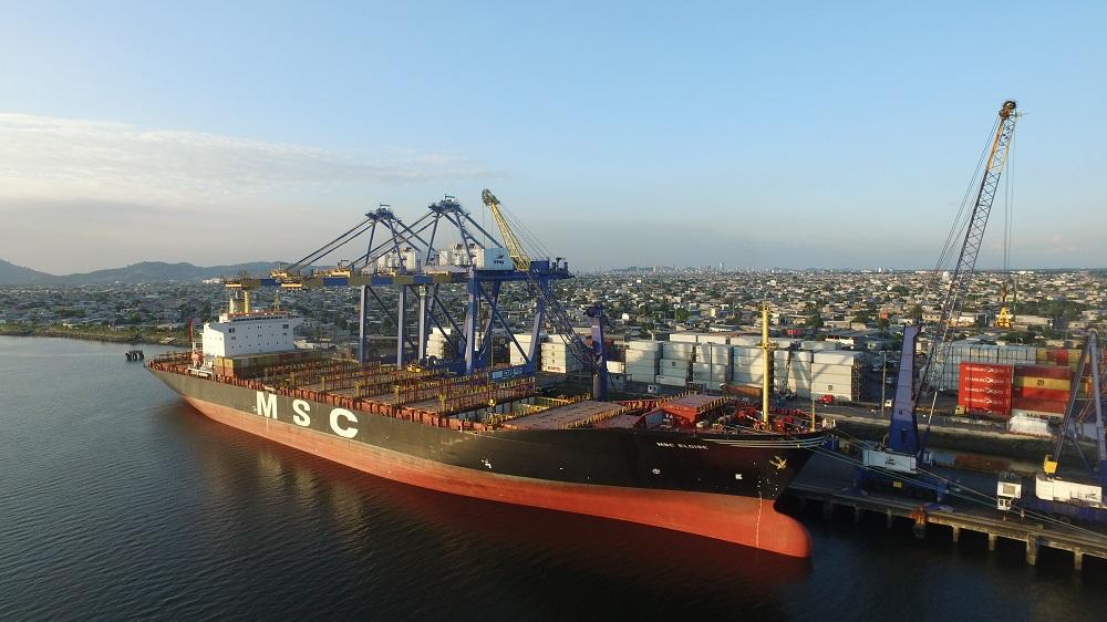Ecuador: Terminal Portuario Guayaquil comenzó un nuevo servicio con MSC